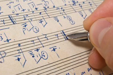 Write an essay on music